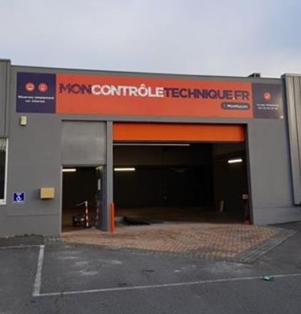 Centre de controle technique CONTROLE TECHNIQUE ST JACQUES situé proche de MONTLUCON, 03100